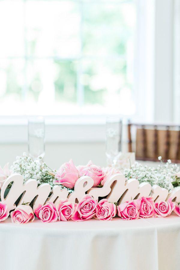 Wooden Wedding Signs!