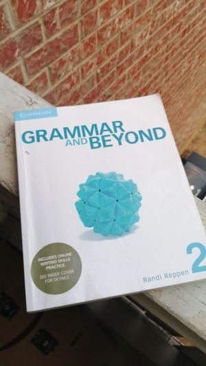 Cambridge Grammar and beyond intermediate level (2) for Sale in Bedford, TX