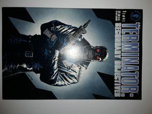 TERMINATOR: SECONDARY OBJECTIVES Comic Book for Sale in Mason City, IA