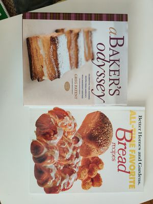 Baking books for Sale in Brentwood, NC
