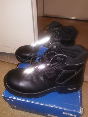 Reebok work boots for Sale in Forest Heights, MD