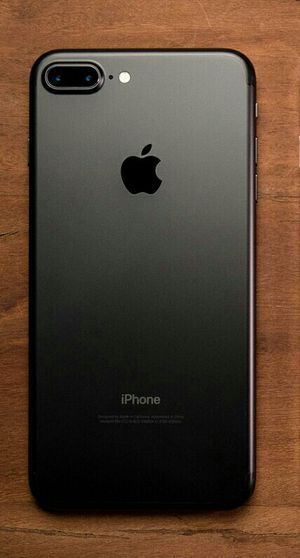 IPhone 7 Plus , Excellent Condition, FACTORY UNLOCKED. for Sale in Springfield, VA