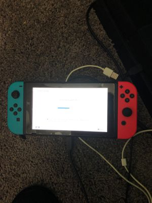 Nintendo works with charger for Sale in Bakersfield, CA