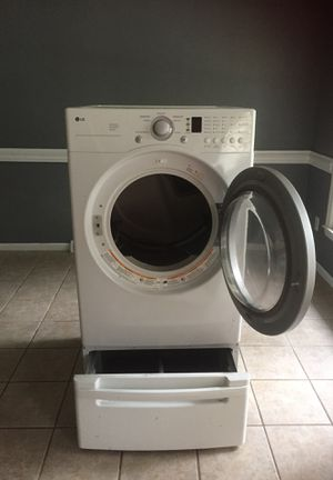 LG GAS Dryer super capacity for Sale in Knightdale, NC