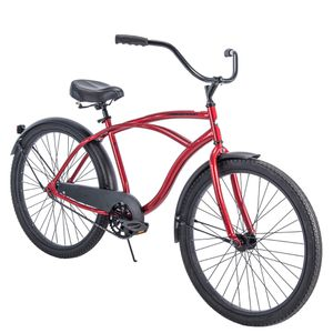 "Huffy 26"" Cranbrook Beach Cruiser Comfort Bike for Men, Red for Sale in Brookline, MA"