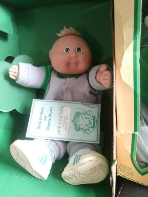 Preemie Cabbage Patch Doll for Sale for sale  Levittown, PA