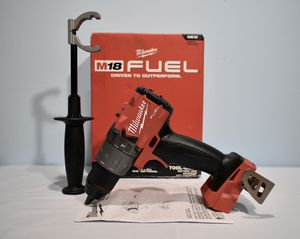 Milwaukee M18 Fuel 18-Volt Brushless Hammer Drill / Driver (Tool-Only) for Sale in Queens, NY