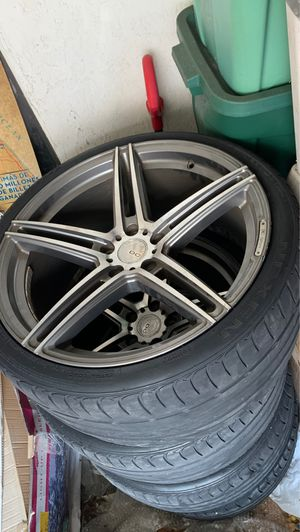 DC rims for Sale in Hallandale Beach, FL