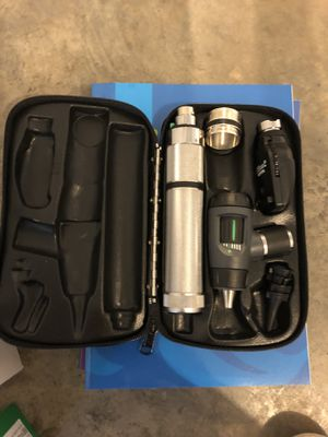 Otoscope and ophthalmoscope kit for Sale in Charlottesville, VA