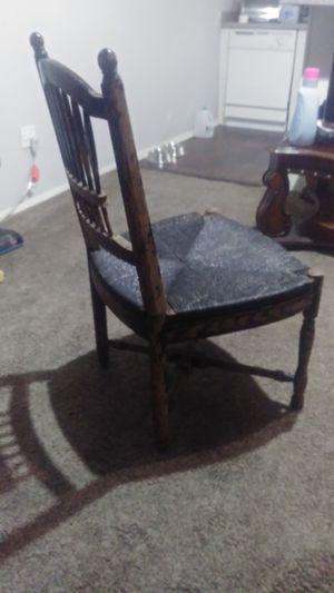 Unique antique chair for Sale in Burbank, CA