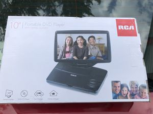 RCA portal DVD player for Sale in Columbus, OH