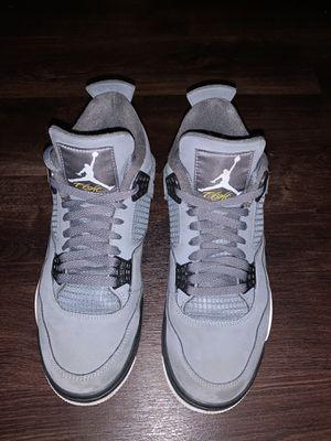 Air Jordan's grey retro for Sale in Laguna Hills, CA