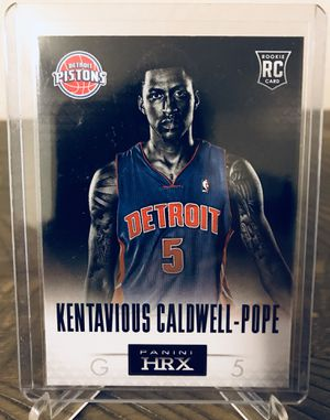 Kentavious Caldwell-Pope Rookie Card for Sale in Dallas, TX