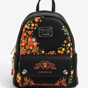 DISNEY PIXAR LOUNGEFLY COCO REMEMBER ME MINI BACKPACK for Sale in Pico Rivera, CA