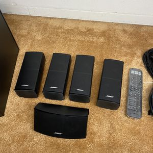 Bose Soundtouch 520 Home Theater System for Sale in Fremont, CA