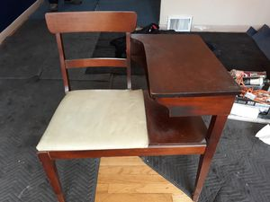 Antique Telephone Desk for Sale in Detroit, MI
