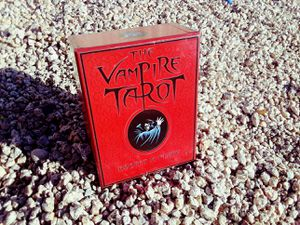 THE VAMPIRE TAROT: BY ROBERT M. PLACE for Sale in Phoenix, AZ