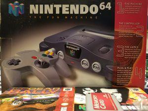 Nintendo 64 for Sale in Everett, WA