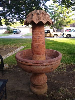 Palm Water Fountain for Sale in Arlington, TX