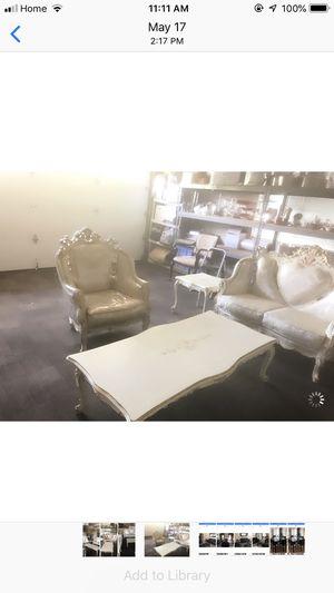 6 piece antique furniture for Sale in San Jose, CA