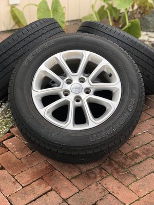 Grand Cherokee Wheels & Tires for Sale in Stockton, CA