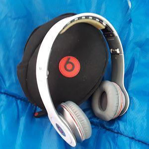 Original Monster Beats Studio Earphones..with cord, bag.. for Sale in Hampton, VA