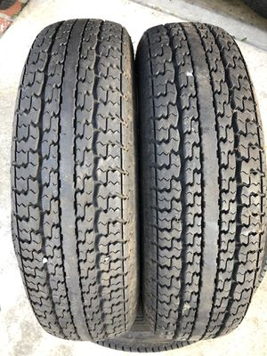 175-80-13 trailer tire used tire for Sale in Anaheim, CA