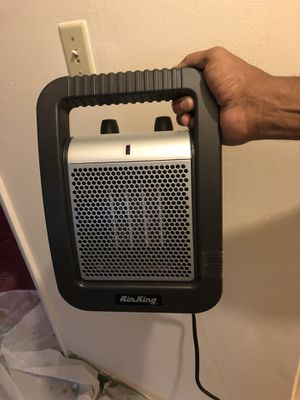 3 Utility Heaters. 1500w for Sale in Durham, NC