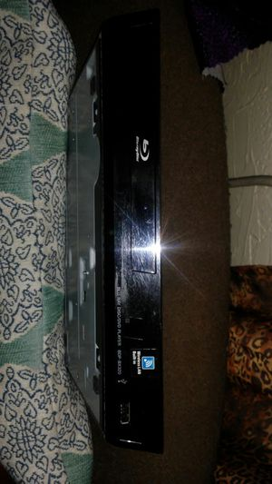Sony Blu-Ray Disc/DVD Player w/Wireless LAN Built In for Sale in Midland, TX