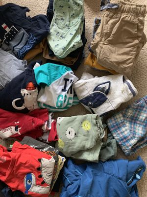 Clothes for boy from 12-24 months for Sale in Bethesda, MD