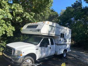 Fleet wood rv and f450 for Sale in Redwood City, CA