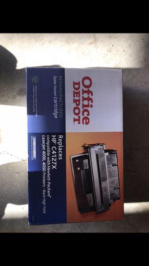 Hp c4127x laserjet ink toner for Sale in Bedford Park, IL
