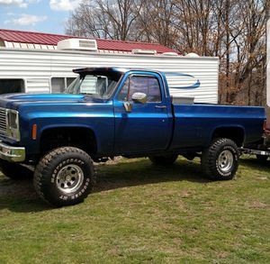 1979 Chevy truck for Sale in Clintwood, VA