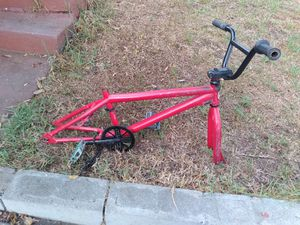 Red line bmx for Sale in Los Angeles, CA
