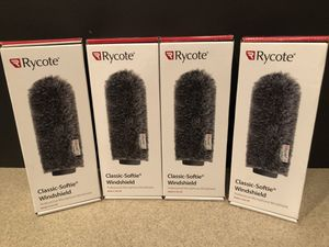 Rycote Classic-Softie Windshield for Sale in Los Angeles, CA