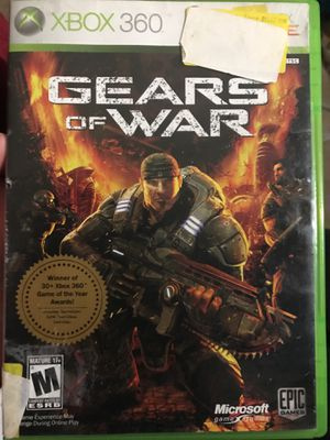 Gears of War+Gears of war 2+Fallout NV for Sale in Montclair, CA