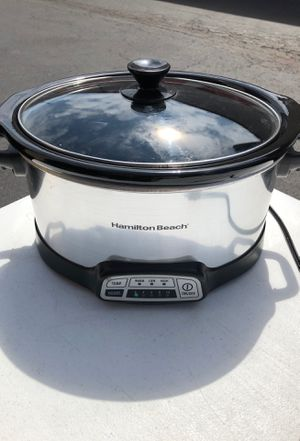 Hamilton Beach Crock Pot for Sale in Manassas, VA