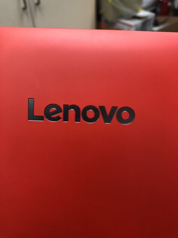 Laptop, Electronics Lenovo INTEL 1.1GHZ - 4GB RAM - 1TB W/ Charger... Negotiable