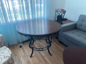 Table and 3 chairs for Sale in Wenatchee, WA