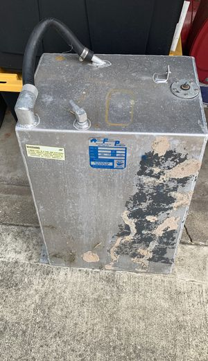 Boat aluminum gas tank for Sale in Elmwood Park, IL