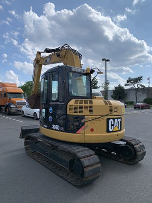 EXCAVATOR 2012 CATERPILLAR 308D. RENTAL AVAILABLE for Sale in South Plainfield, NJ