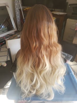 """26 """" synthetic ombree wig for Sale in Stockton, CA"""