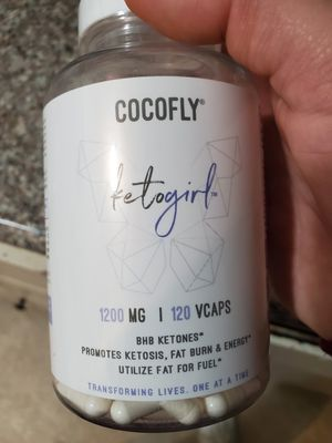 Cocofly Ketogirl Keto Boosting Dietary Supplement for Sale in Modesto, CA