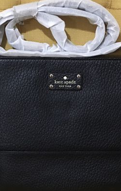 Kate Spade New York Bay Street Cora Leather Crossbody Bag for Sale in Houston,  TX