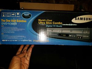 Dvd vhs player for Sale in Detroit, MI