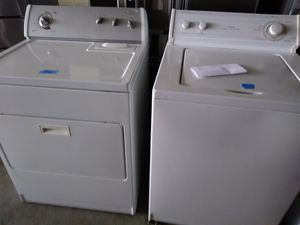 Washwr and dryer for Sale in NC, US