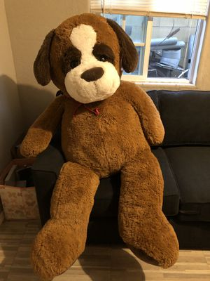5 foot life sized stuffed dog for Sale in Rosemead, CA
