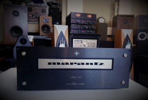 Marantz 240 Vintage Black Face Amplifier 120wpc - Working 😍 🎶 for Sale in Mesa, AZ