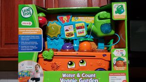 Leap Frog water & count veggie garden for Sale in Chambersburg, PA