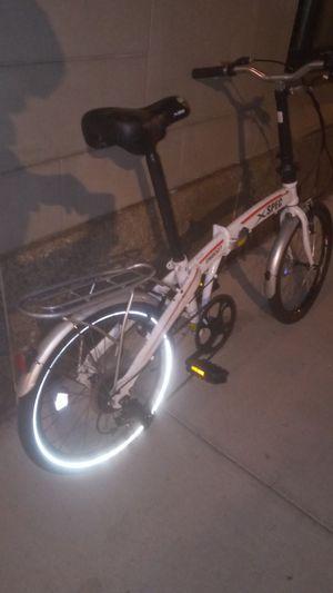 xspec folding bike for Sale in New York, NY